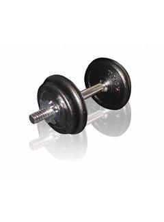 Toorx Fitness Dumbbellset 10 kg met Koffer