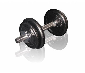 Toorx Fitness Toorx Dumbbellset 10 kg met Koffer