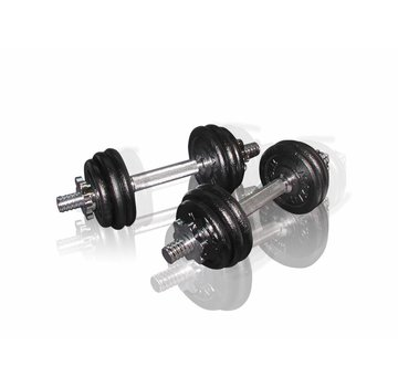Toorx Fitness Toorx Dumbbell set 15 kg with Case