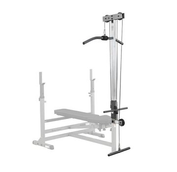 Body-Solid Body-Solid Lat Row Attachment for GDIB46L and GFID71