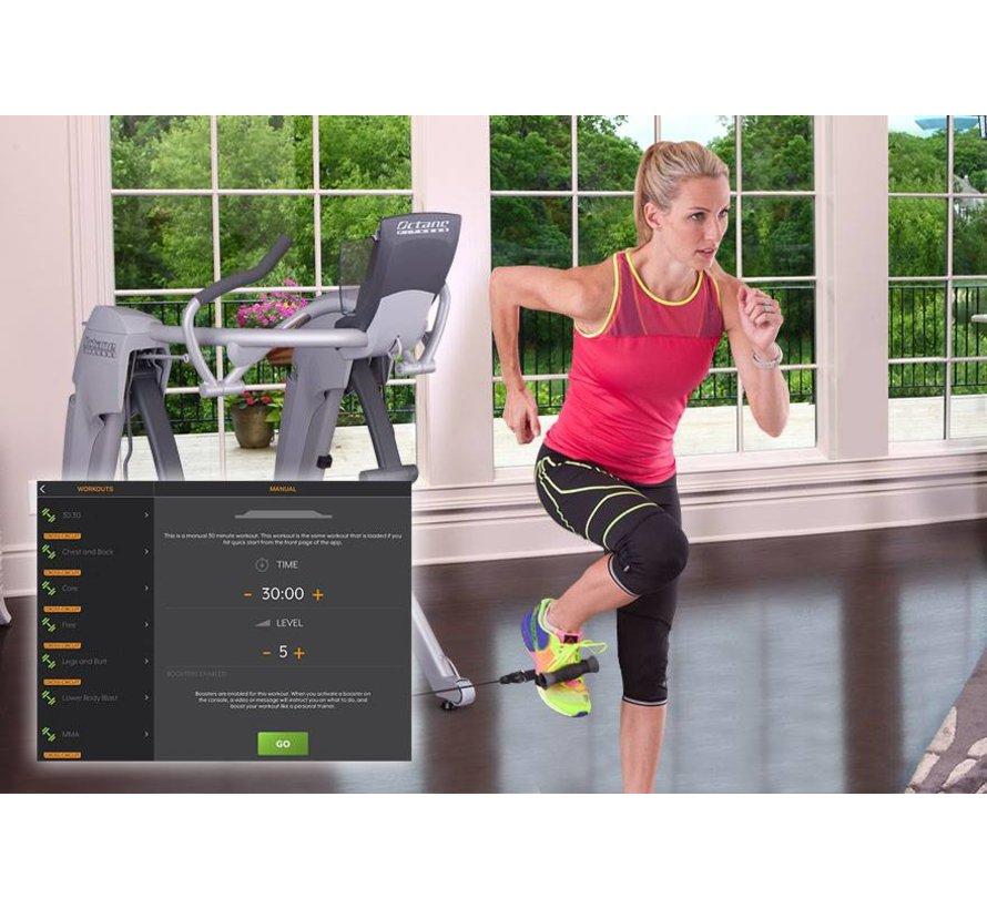 Octane Fitness Zero Runner ZR7 - Zero Impact Training