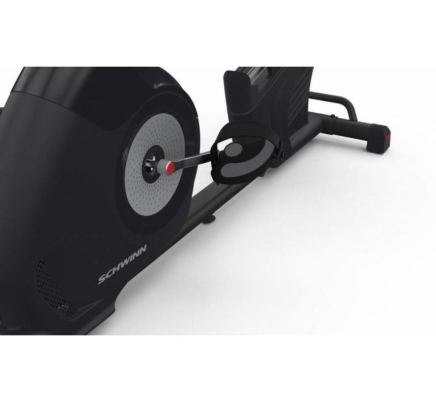 Schwinn 570R Ligfiets - met RideSocial™