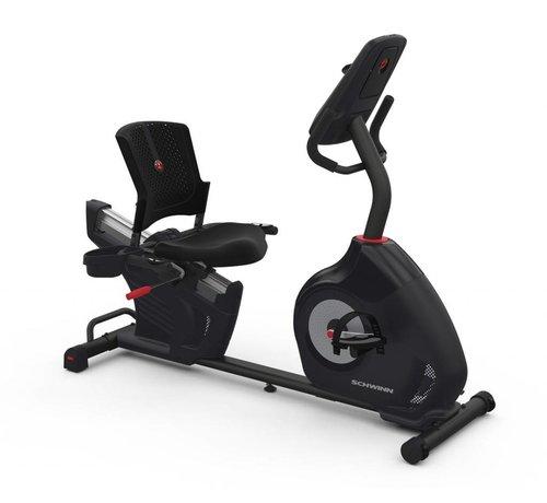 Schwinn Schwinn 570R Ligfiets - met RideSocial™