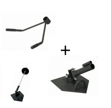 Toorx Fitness Toorx Total Core Landmine Platform
