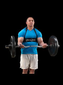 Body-Solid Biceps Bomber BB23 - arm blaster