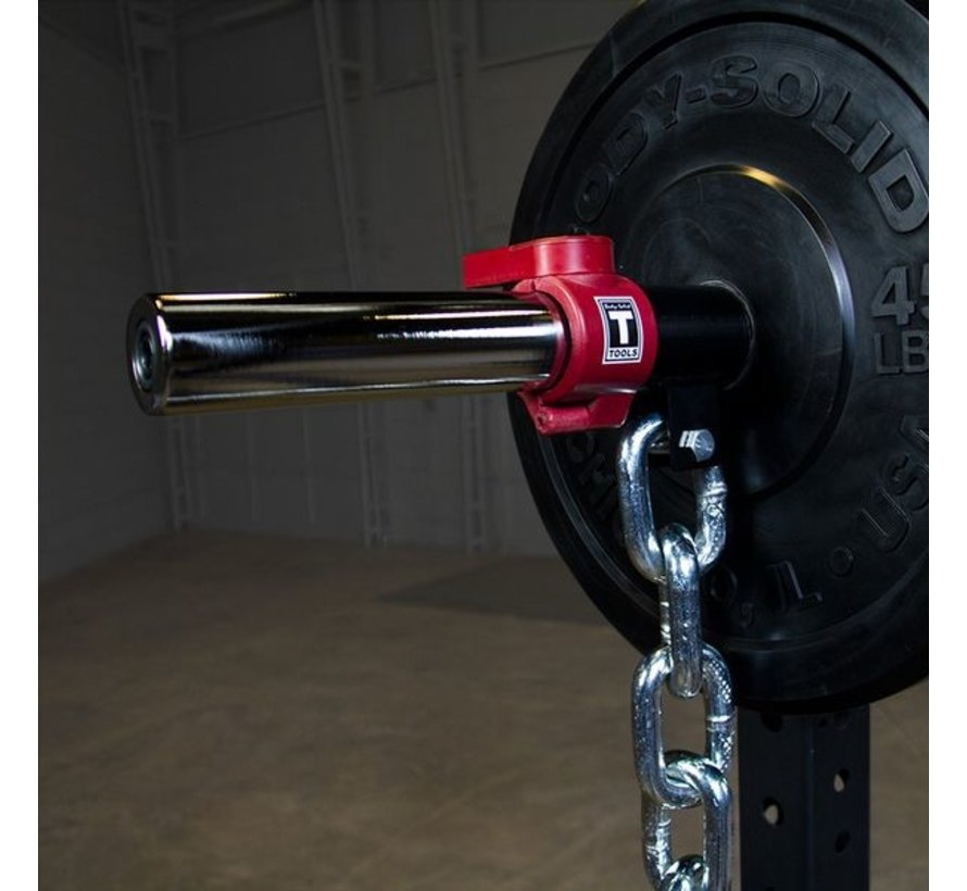 Body-Solid Olympische Lifting Power Chains - Set - 2x10kg