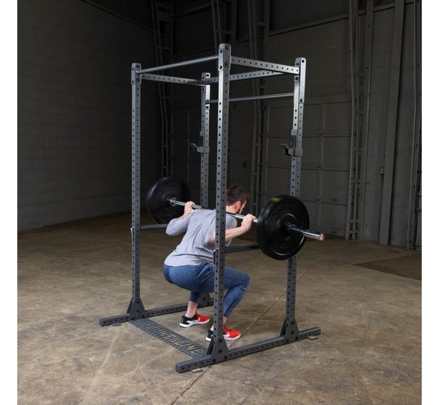 Powerline Power Rack PPR1000 - incl. J-Cups en Pin & Pipe Safeties