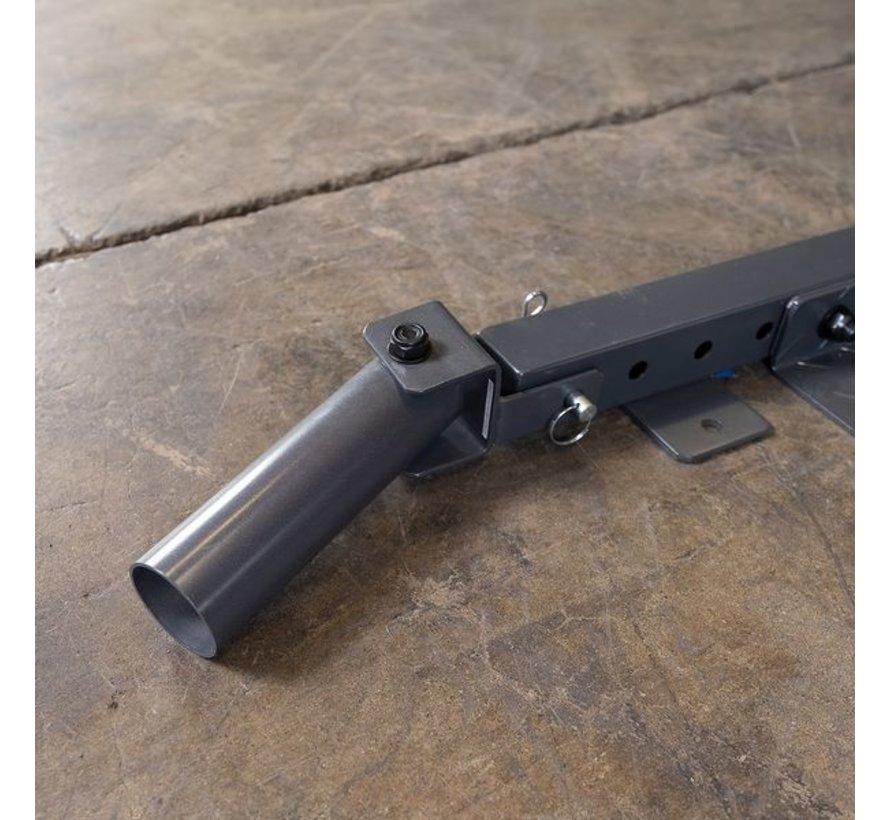 PPRTB - Powerline T-Bar Row voor PPR500/PPR1000