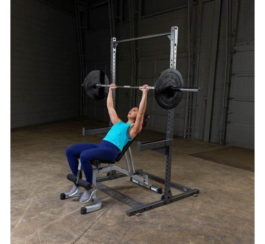 Powerline Half Rack PPR500
