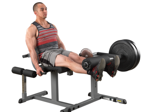 Body-Solid Body-Solid GCEC340 CAM Series Leg Extension and Curl