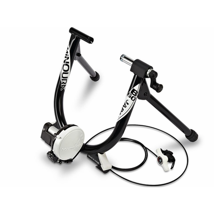 Train during every season with an indoor bike trainer