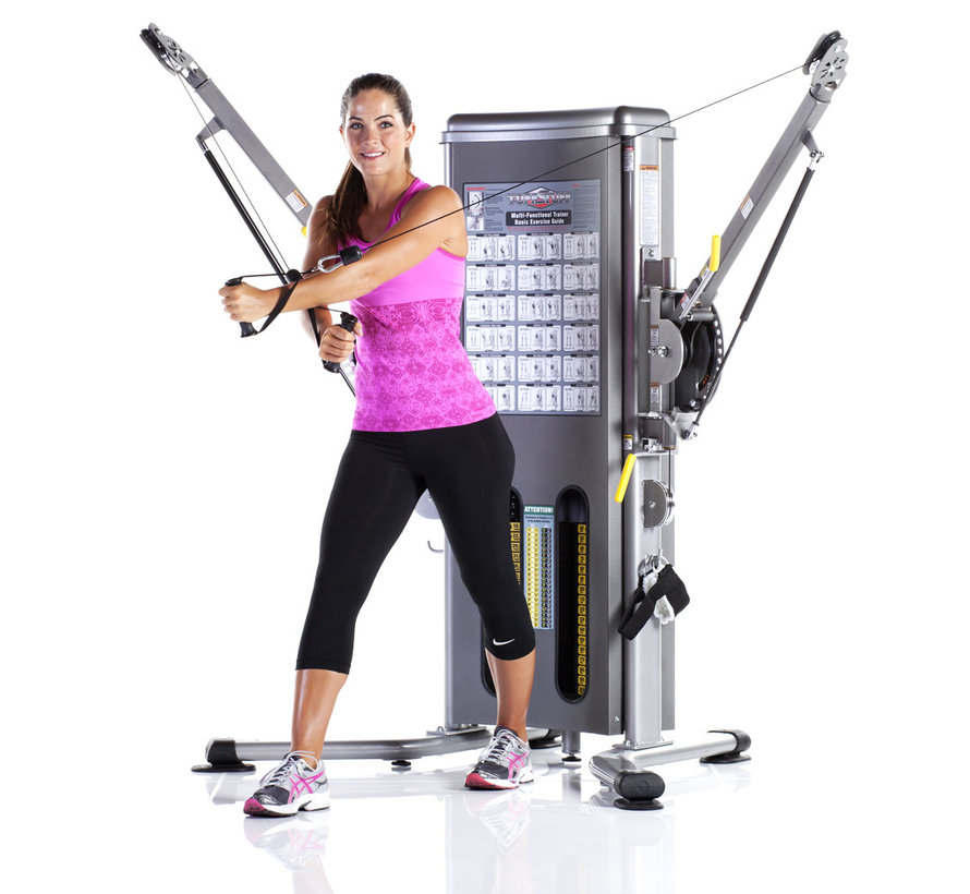 Tuff Stuff MFT-2700 Dual Stack Functional Trainer
