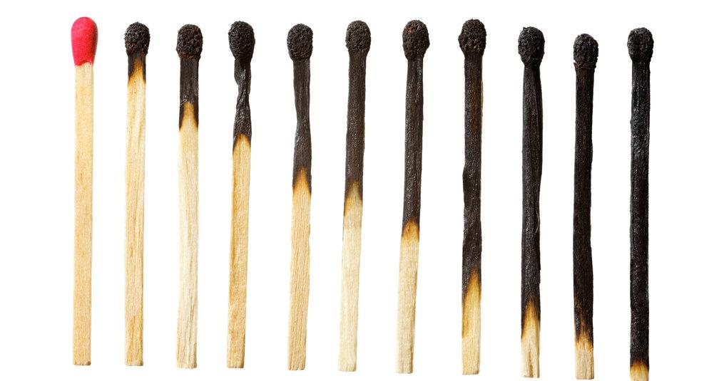 Ontspanning met inspanning: voorkom een burn-out