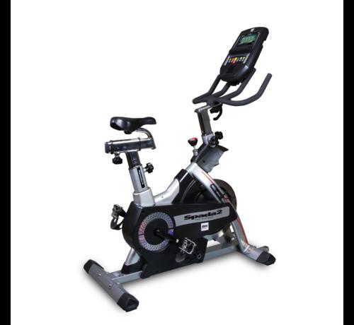 BH Fitness BH Spada Spinbike - met TFT scherm - 12 programma's