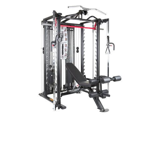 Inspire Inspire SCS Smith Cage System - incl. Trainingsbank - Leg Developer - Preacher Curl