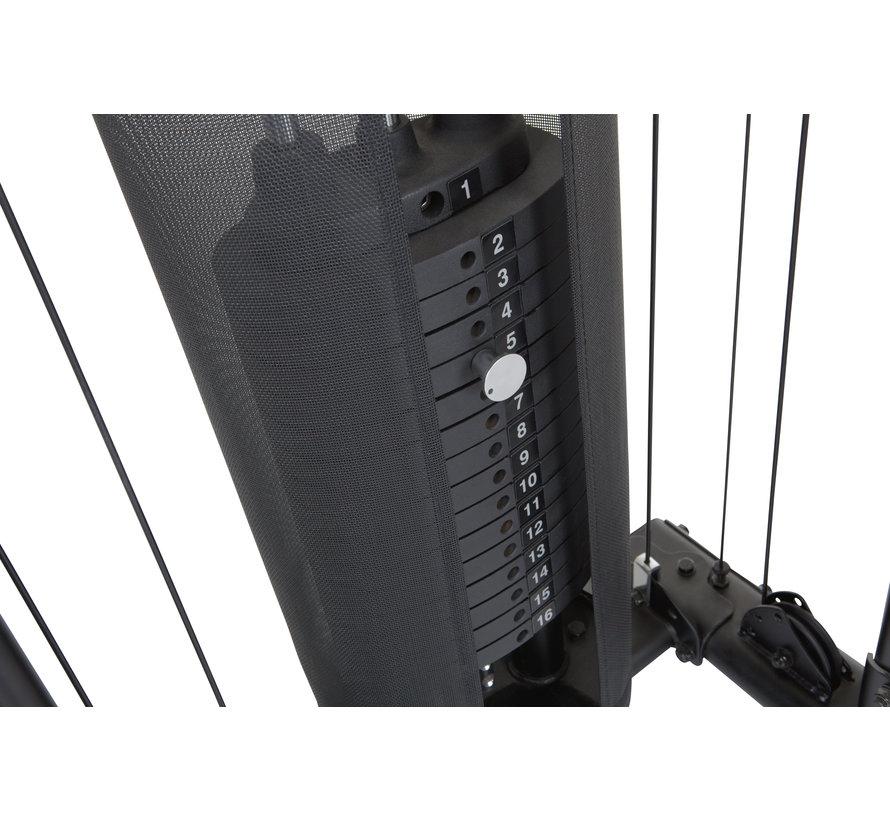 Inspire SCS Smith Cage System - incl. Trainingsbank - Leg Developer - Preacher Curl