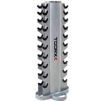 Toorx Fitness Toorx vertical dumbbell rack RPM-10