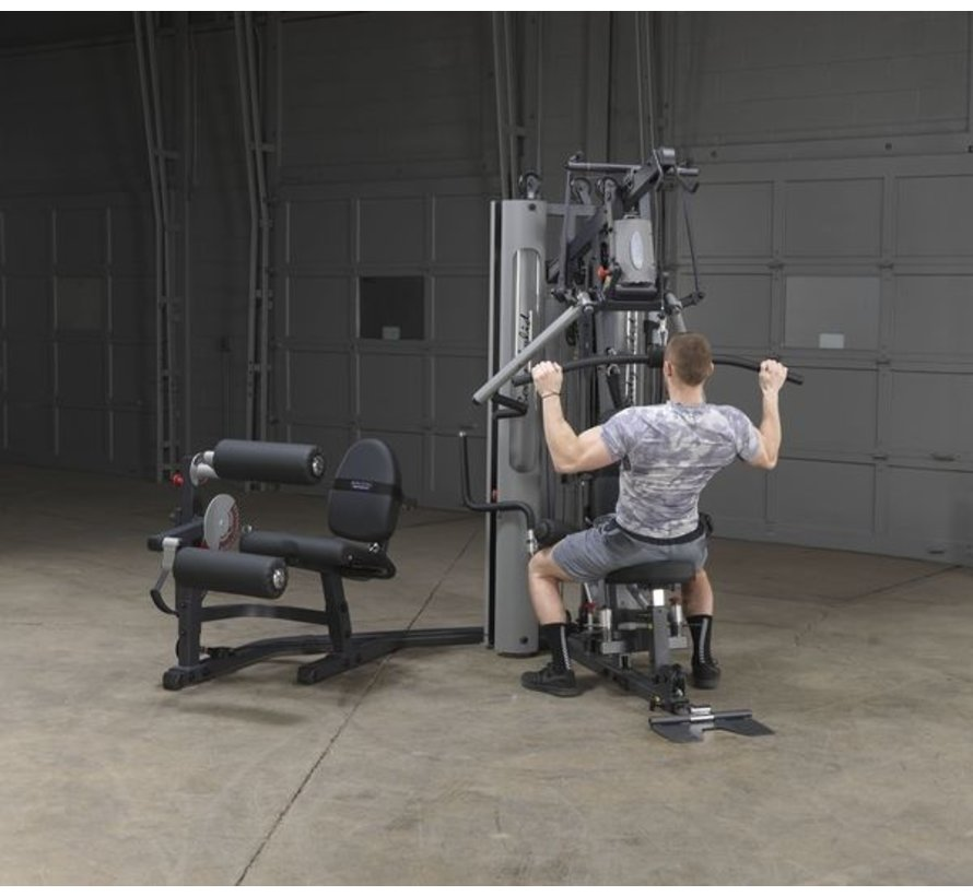 Body-Solid Bi-Angular 2 Stack Multi Gym G10B