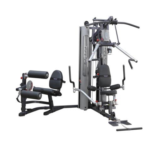 Body-Solid Body-Solid Bi-Angular 2 Stack Multi Gym G10B