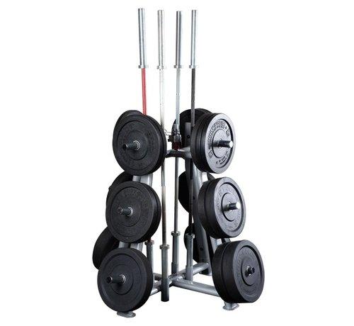 ProClubLine ProClubLine Weight Tree SWT1000 - voor halterschijven - halterstangen en sluiters