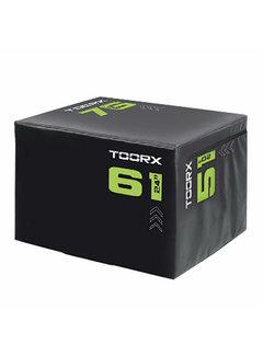 Toorx Fitness SOFT Plyobox Light 3-in-1 Light