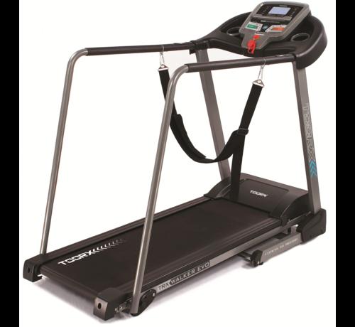 Toorx Fitness Toorx Walker EVO - Loopband met handrails en ondersteuning