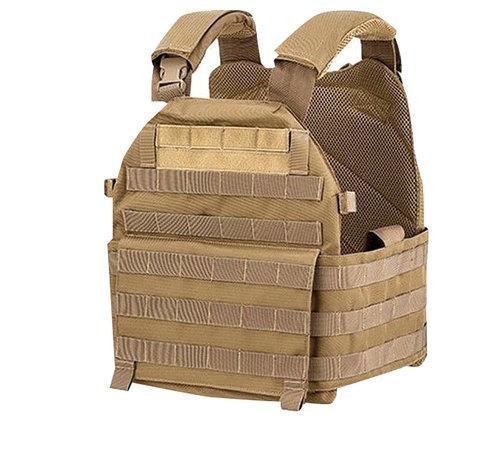 Toorx Fitness Toorx AHF-190 Tactical vest - gewichtsvest - 15 kg - verstelbaar