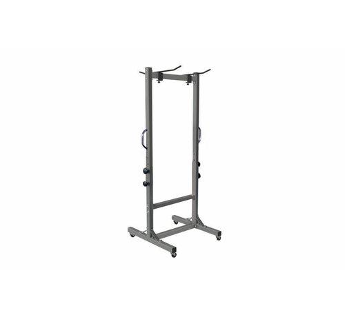 Toorx Fitness Toorx RMT verplaatsbaar opbergrek voor fitnessmatten