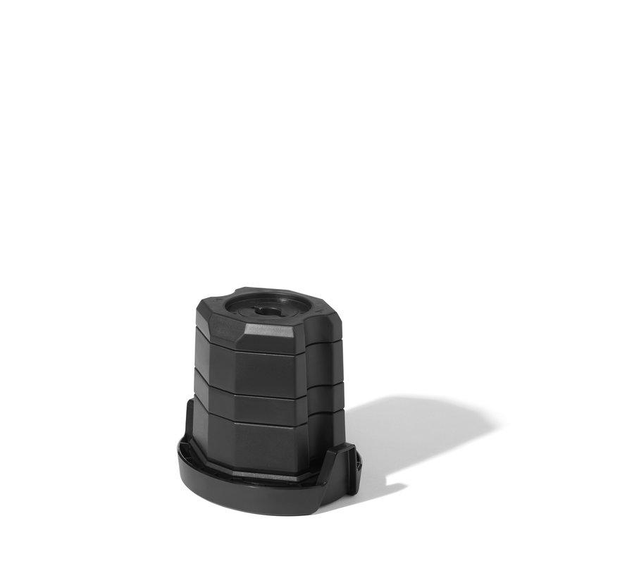 Bowflex SelectTech 840i - Verstelbare Kettlebell - 3.5 tot 18 kg
