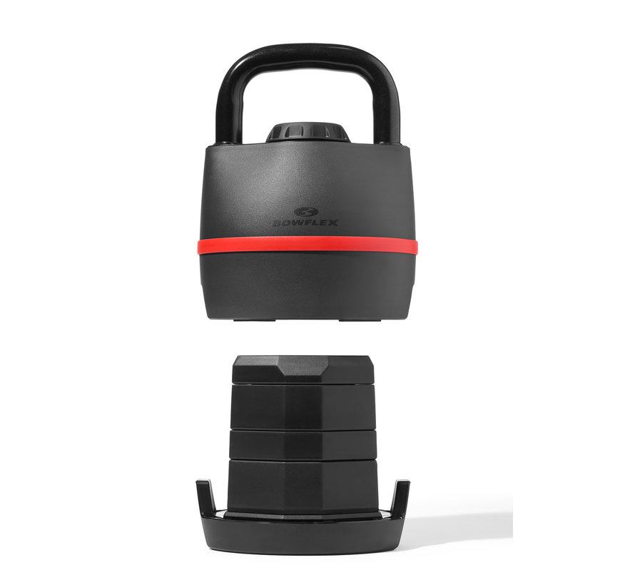 SelectTech 840i - Verstelbare Kettlebell - 3.5 tot 18 kg