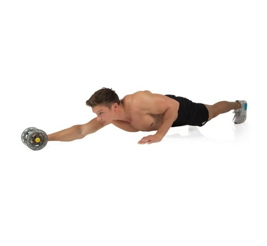 Hammer Fitness - Core Wheel - SET
