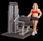 Body-Solid Pro Dual Bicep & Tricep Machine DBTC-SF
