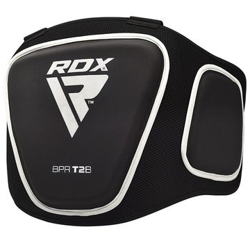 RDX Sports Chest Guard Belly T2 Black