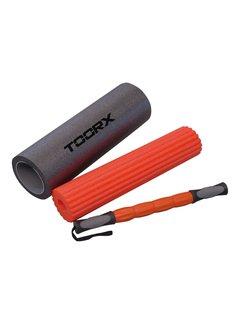Toorx Fitness 3-in-1 Foam Roller