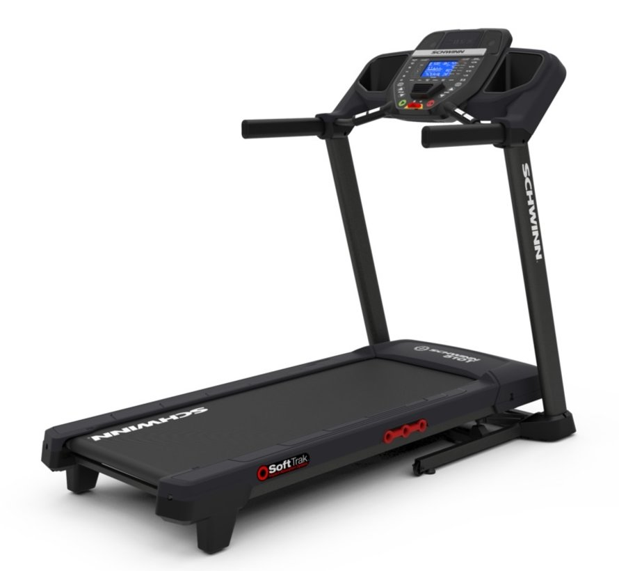 Schwinn 510T Treadmill - with Interval training