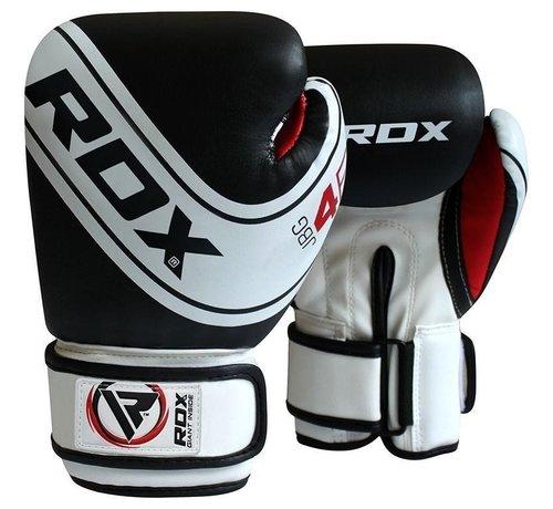 RDX Sports Bokshandschoenen Kids Wit/Zwart