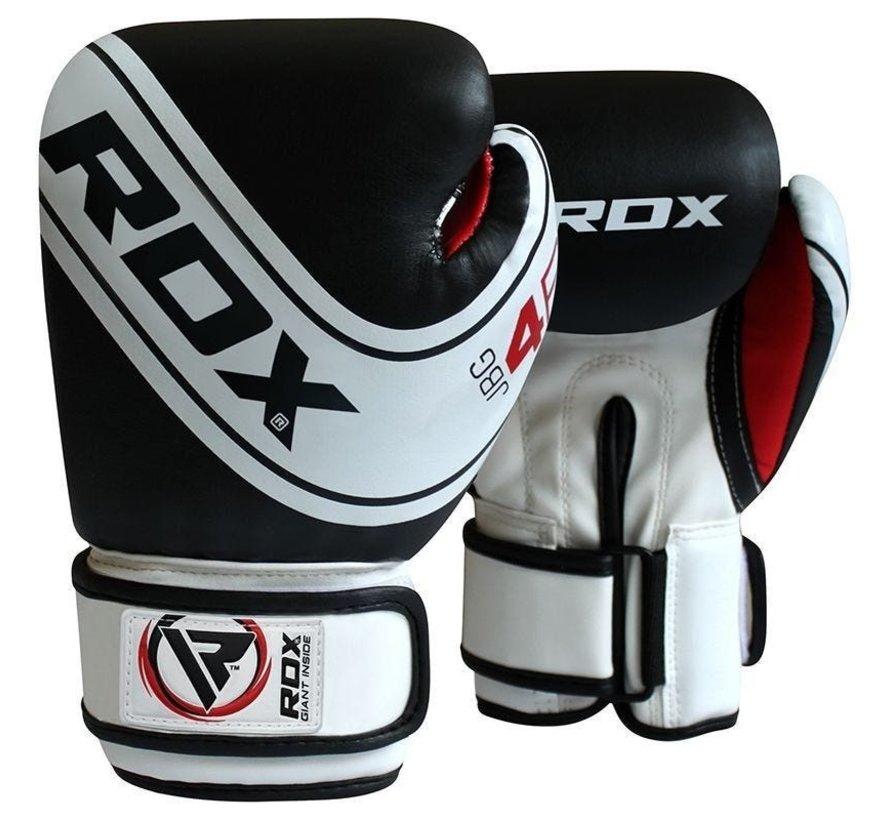 Boxing gloves Kids White/Black