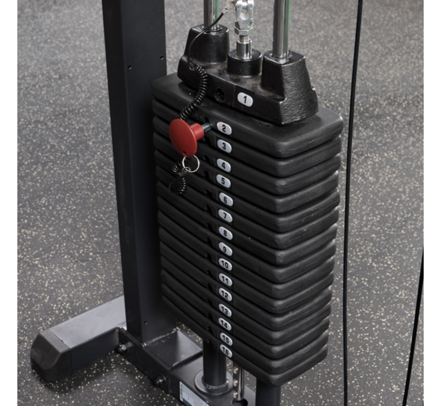 Body-Solid Multi-Functional Press GMFP-STK