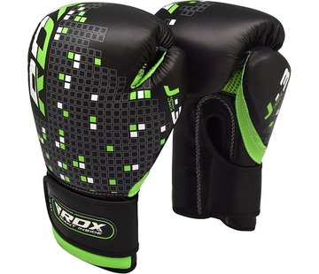 RDX Sports Boxing gloves Kids Green / Black