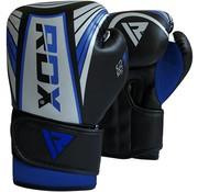 RDX Sports Boxhandschuhe 1U Kinder Silber/Blau