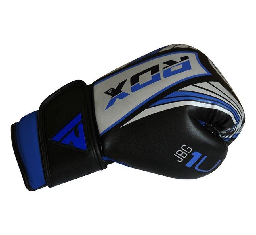Boxing gloves 1U Kids Silver/Blue