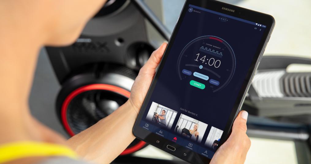 Bowflex JRNY app | alles wat je erover moet weten