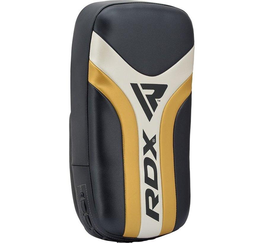 RDX T17 Aura Thai Pad | Stootkussen Zwart/goud