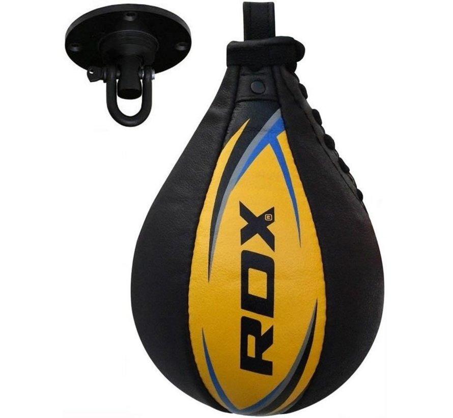 RDX Bokstraining lederen Speedbal | Speed Bag