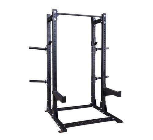 Body-Solid Extended Half Rack SPR500BACK