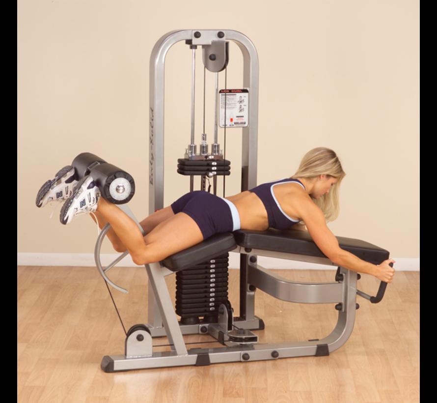Pro Clubline Leg Curl Machine SLC400G