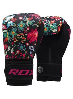 RDX Sports RDX Bokshandschoenen FL-3 FLORAL - Zwart