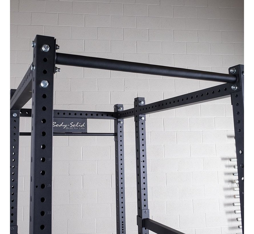 Power Rack Attachment Fat Chin-Up Crossmember SPRCB