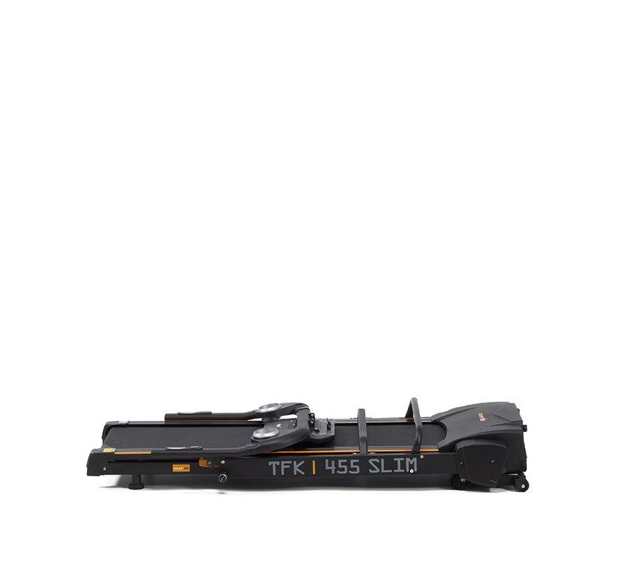 Everfit TFK-455-SLIM Loopband - Voorgemonteerd - Plaatsbesparend