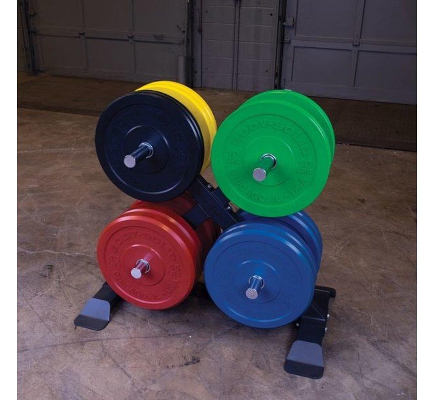 Chicago Extreme Gekleurde Olympische Bumper Plates OBPXCK